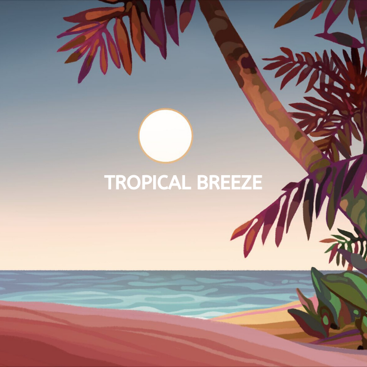 Tropical breeze
